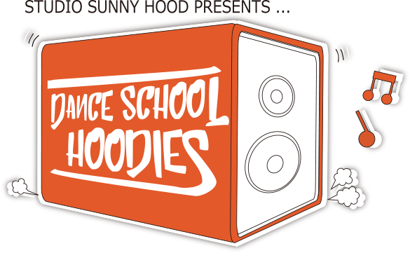 STUDIO SUNNY HOOD PRESENTS DANCE SCHOOL HOODIES