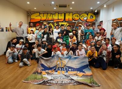 『BEAT IT HOOD 5th vol,2』REPORT!!