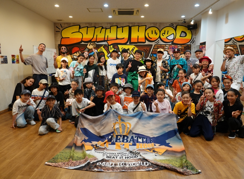 『BEAT IT HOOD 5th vol,2』REPORT!!